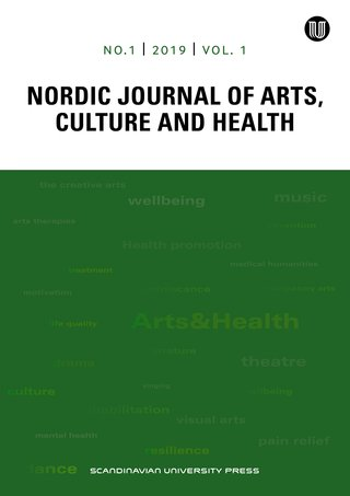 Nordic Journal of Arts, Culture and Health