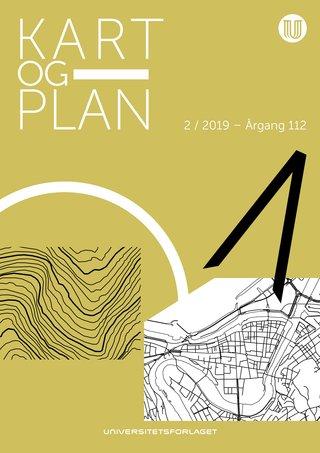 Kart og plan