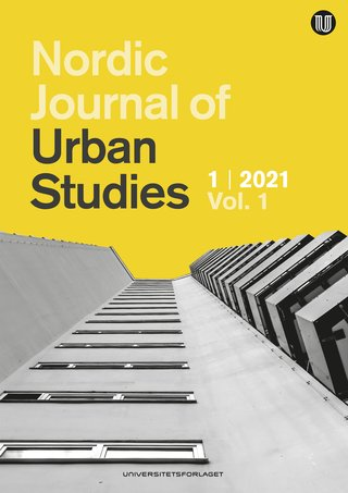 Nordic Journal of Urban Studies