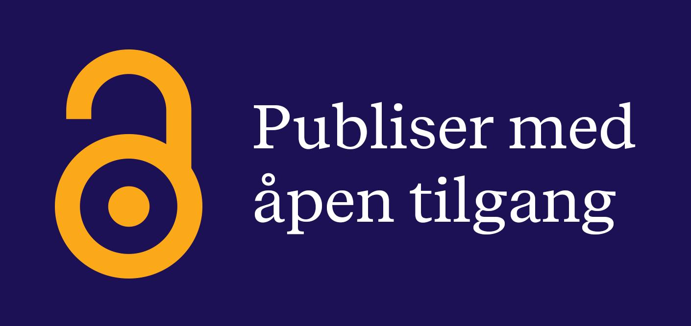 Publiser med åpen tilgang