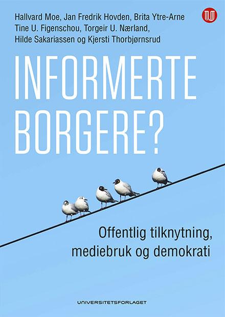 Informerte borgere bokomslag