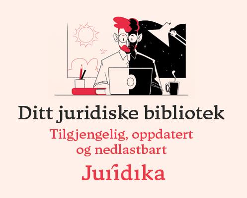 Juridika - ditt juridiske bibliotek